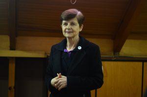 Maria Helena Marcon fala da força do Brasil