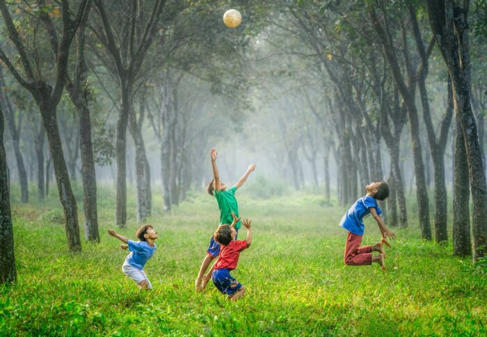 As crianças e o futuro