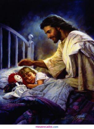 Criança, Eu velarei seu sono