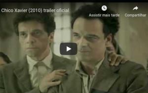 """Trailer do Filme """"Chico Xavier""""."""