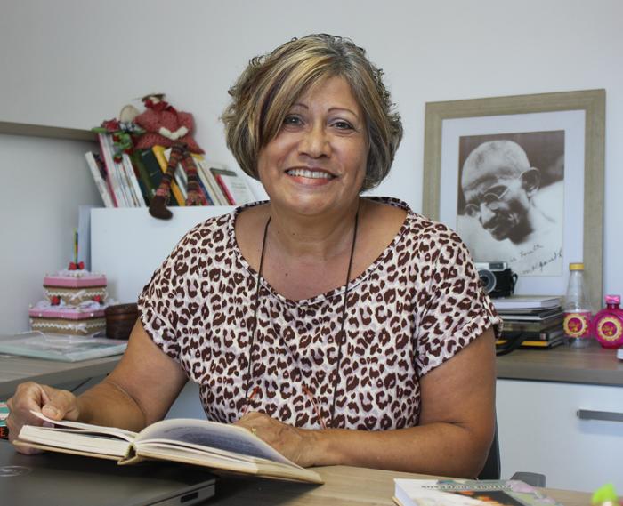 Izildinha fala sobre a gestão 2014/2015