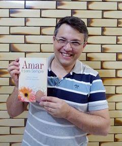 """Juvan Neto estreia como coautor em """"Amar é para sempre"""""""