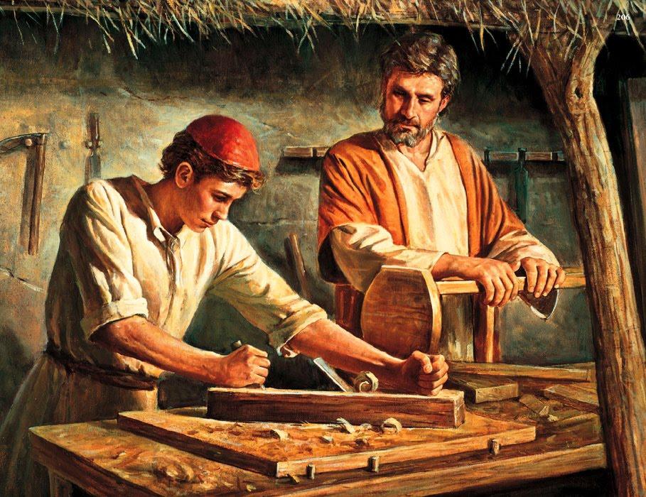A educação de jesus