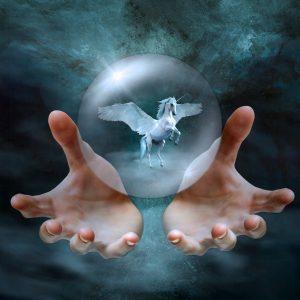A bolha de felicidade dos espíritas