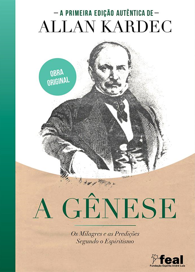 A Gênese resurge Original, Autêntica e Restaurada.