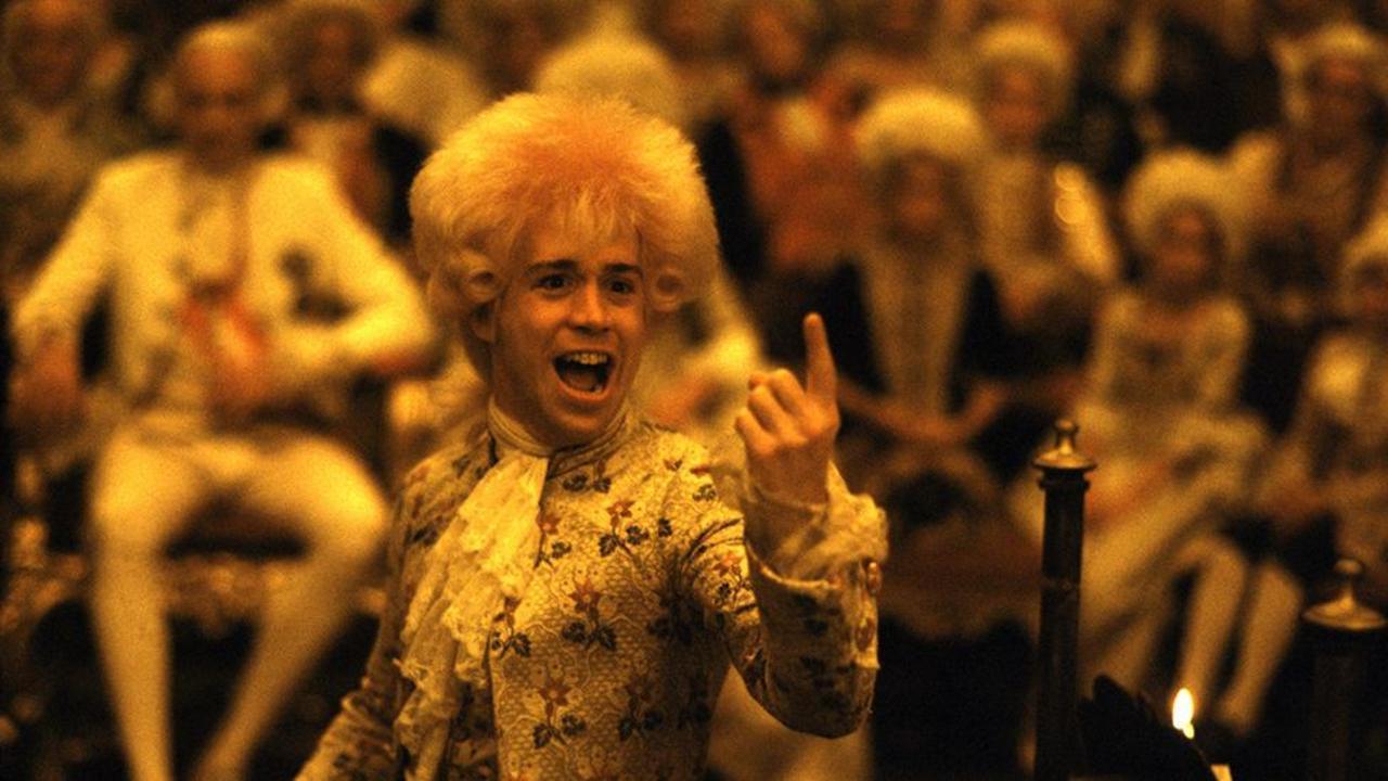 O filme Amadeus e a Espiritualidade de Mozart