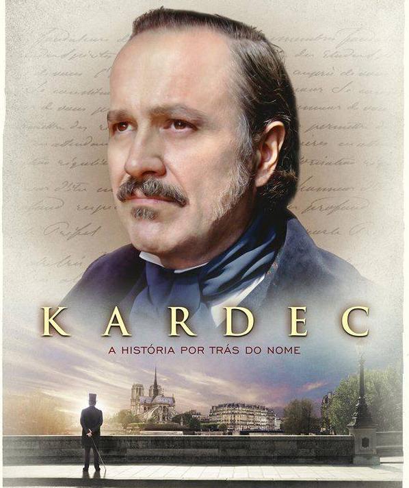 Kardec nas telas brasileiras – um filme e um documentário