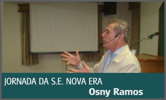 Osny Ramos traz a Física da Esperança e revela oZeitgeistde Hegel