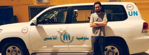 Oficial do ACNUR em Damasco conta sobre uma das operações humanitárias mais complexas do mundo