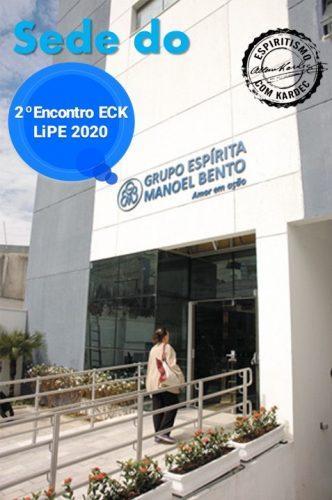 Veja a programação do 2o Encontro ECK LIPE 2020