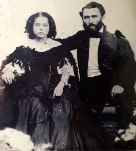 Encontrada foto antiga de Bezerra de Menezes