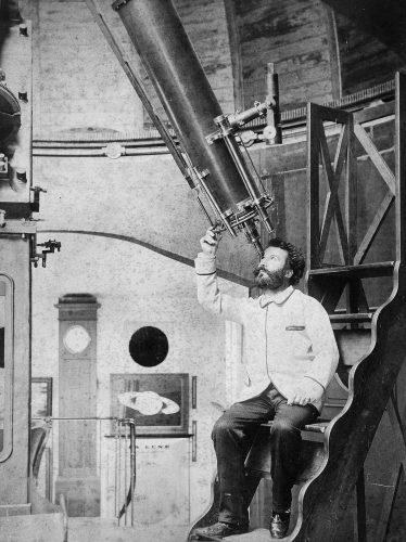 Camille Flammarion : Saudemos o mais  polêmico dos espíritas