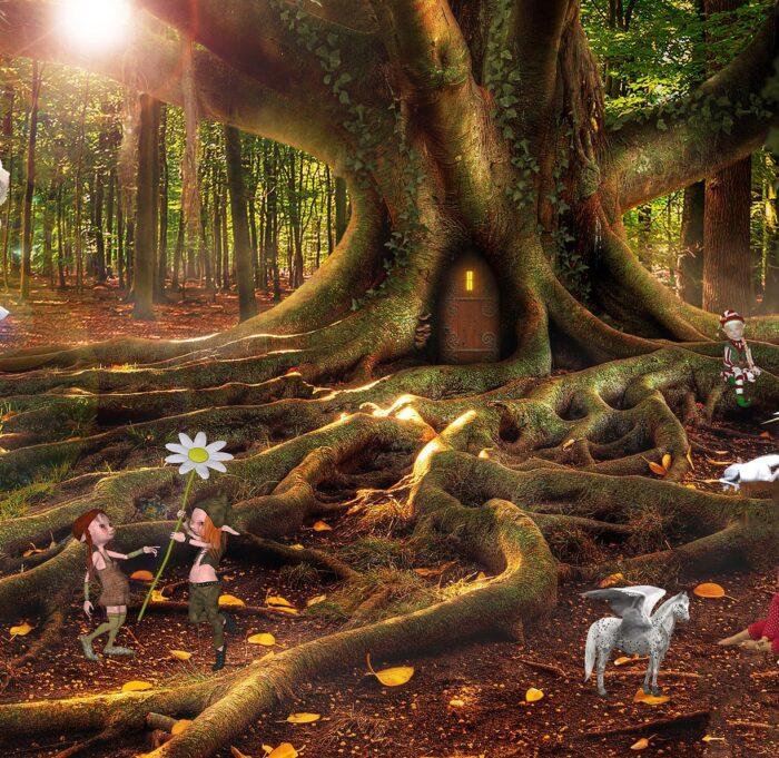 Espíritos elementais ou espíritos da Natureza