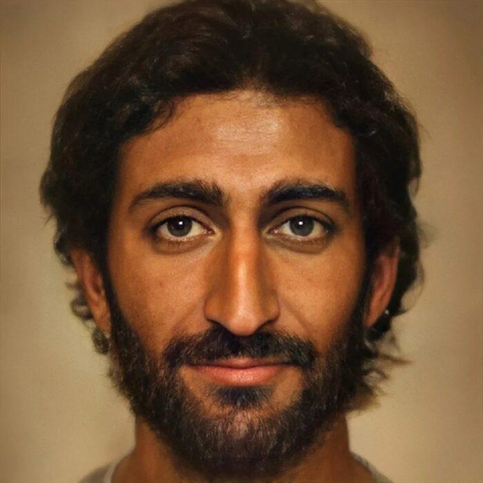 Fotógrafo cria imagem de Jesus utilizando IA