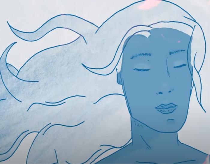 Animação: A Lapide