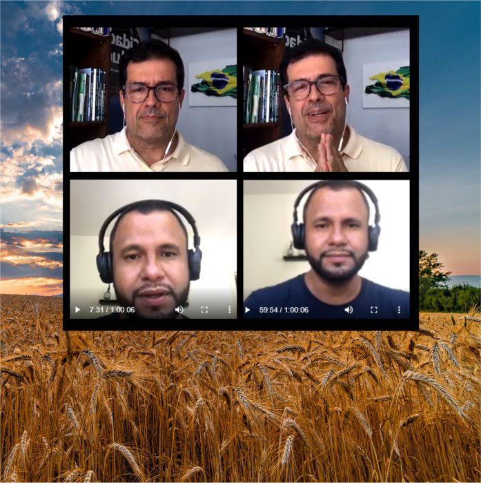 Encontro: Jornalista André Trigueiro e Pastor Henrique Vieira