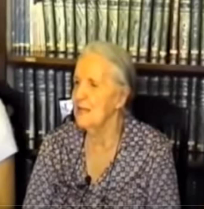 As lições e histórias de Maria Virgínia